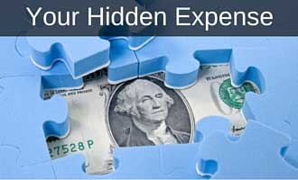 Water leak prevention keeps expenses under control