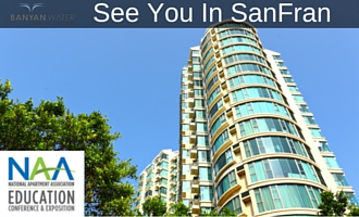 Banyan Water is looking forward to meeting you at NAA 2016.