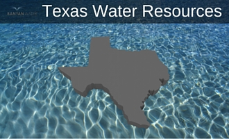 Great resources for water information in Texas
