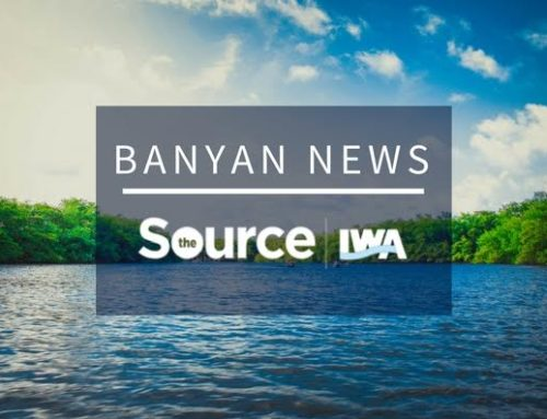 See Banyan Water in August's The Source