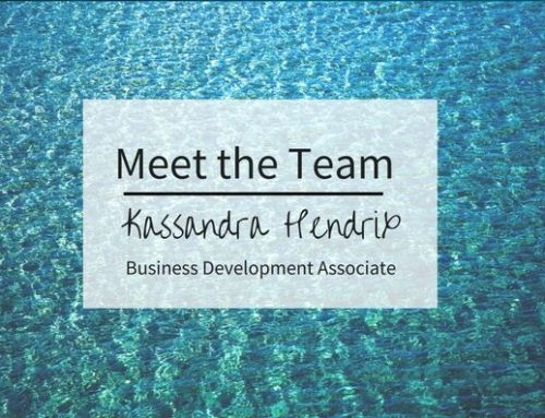 Meet the Team – Kassandra