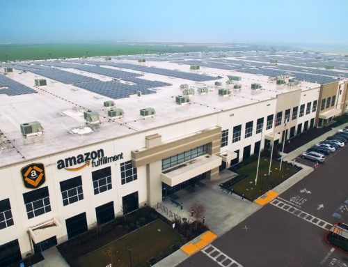 What Amazon's newest campus means for water